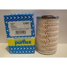 Паливний фільтр   PURFLUX   C491