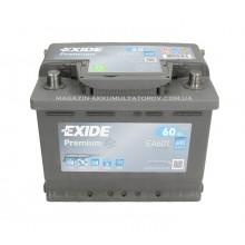 Батарея акумуляторна 12В 60Ач 600A(EN) L+