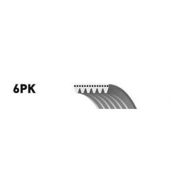 Поліклиновий ремінь      GATES        6PK1795