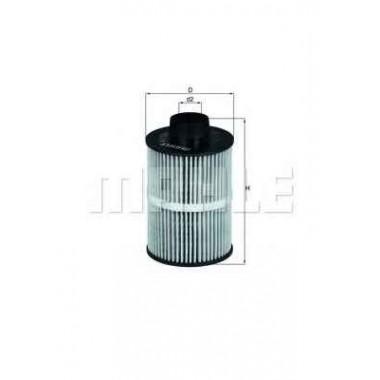 Паливний фільтр   KNECHTKX 208D