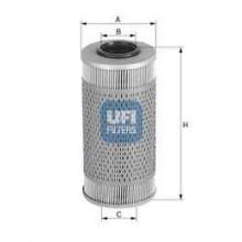 Паливний фільтр      UFI     26.695.00
